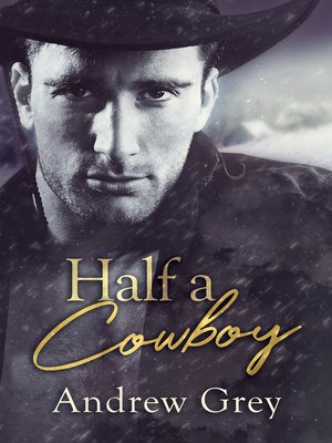 cover image of Half a Cowboy