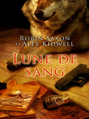 cover image of Lune de sang