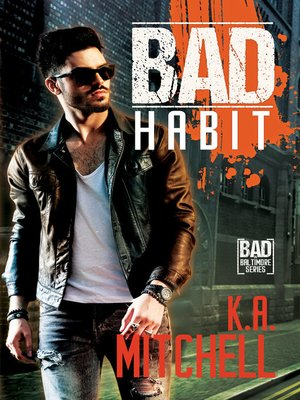 cover image of Bad Habit