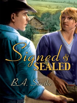 cover image of Signed and Sealed
