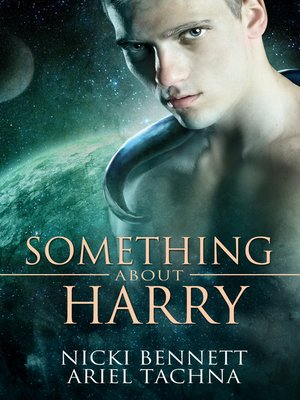cover image of Something About Harry