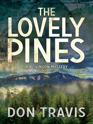 cover image of The Lovely Pines
