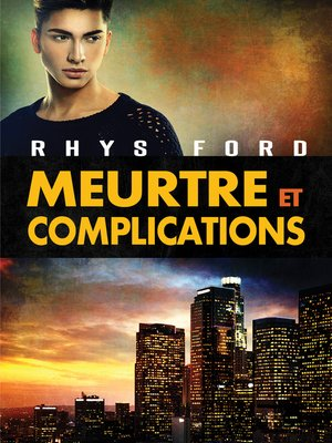 cover image of Meurtre et complications