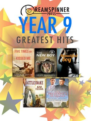 cover image of Dreamspinner Press Year Nine Greatest Hits