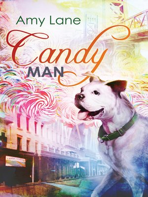 cover image of Candy Man