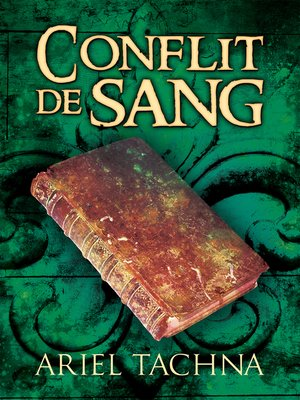 cover image of Conflit de sang