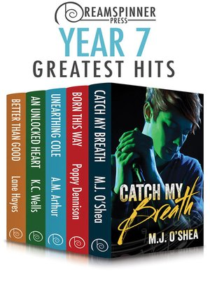cover image of Dreamspinner Press Year Seven Greatest Hits