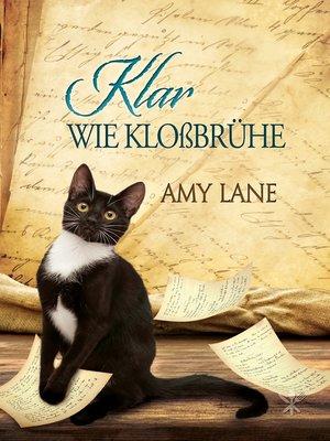cover image of Klar wie Kloßbrühe