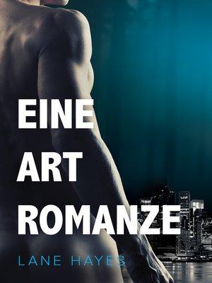 cover image of Eine Art Romanze