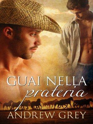 cover image of Guai nella prateria (A Troubled Range)