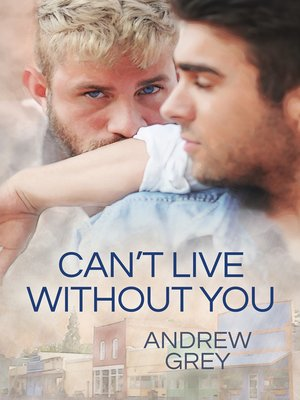 cover image of Can't Live Without You