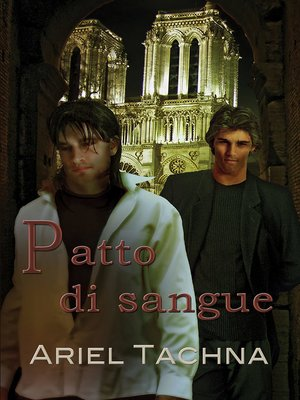 cover image of Patto di sangue