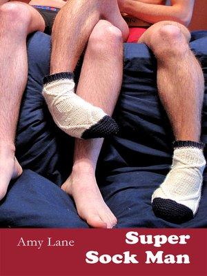 cover image of Super Sock Man (Français)
