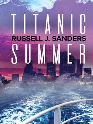 cover image of Titanic Summer