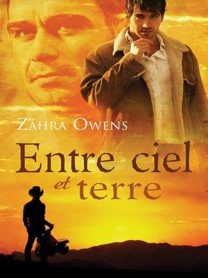 cover image of Entre ciel et terre