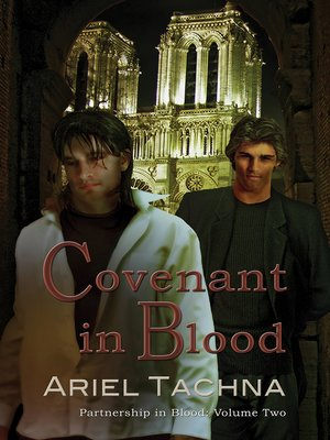 cover image of Covenant in Blood