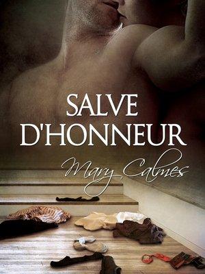 cover image of Salve d'honneur