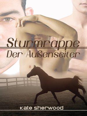 cover image of Sturmrappe — Der Außenseiter