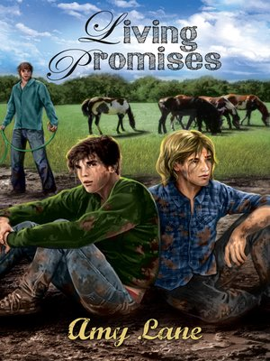 cover image of Living Promises