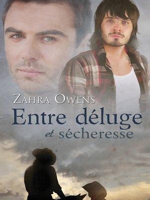 cover image of Entre déluge et sécheresse