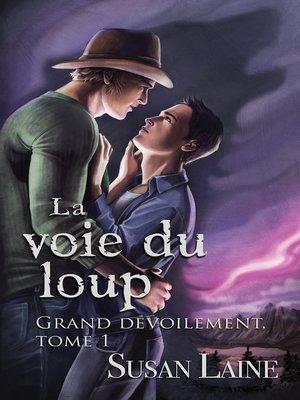 cover image of La voie du loup