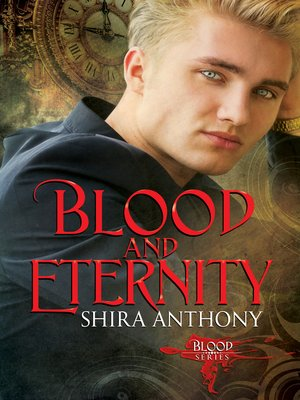 cover image of Blood and Eternity