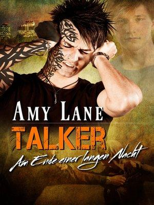 cover image of Am Ende einer langen Nacht (Talker's Redemption)