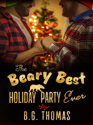 cover image of The Beary Best Holiday Party Ever