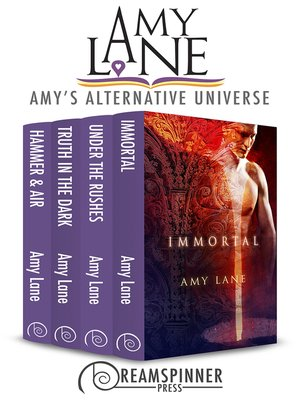 cover image of Amy Lane's Greatest Hits - Amy's Alternative Universe Bundle