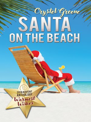 cover image of Santa on the Beach