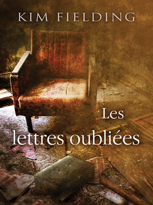 cover image of Les lettres oubliées