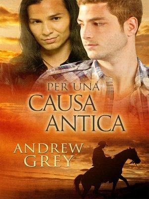 cover image of Per una causa antica