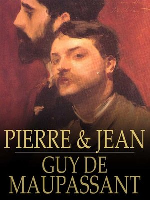 cover image of Pierre and Jean
