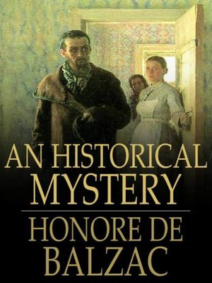 cover image of An Historical Mystery