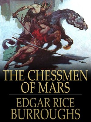 cover image of The Chessmen of Mars