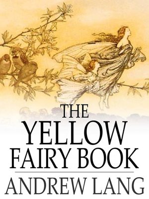 cover image of The Yellow Fairy Book