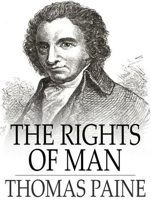 cover image of The Rights of Man