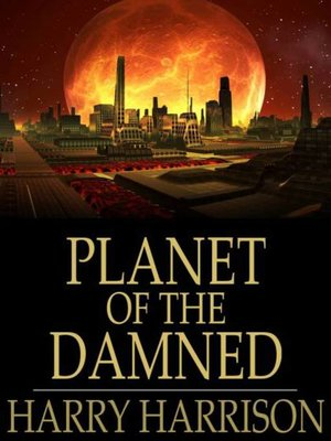 cover image of Planet of the Damned