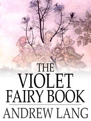cover image of The Violet Fairy Book