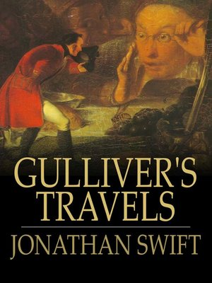 cover image of Gulliver's Travels