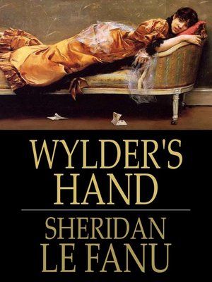 cover image of Wylder's Hand
