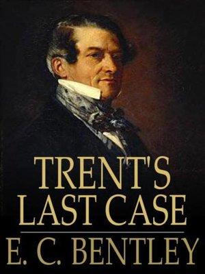 cover image of Trent's Last Case