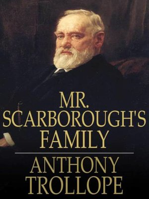 cover image of Mr. Scarborough's Family