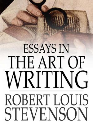 cover image of Essays in the Art of Writing