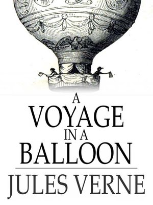 cover image of A Voyage in a Balloon