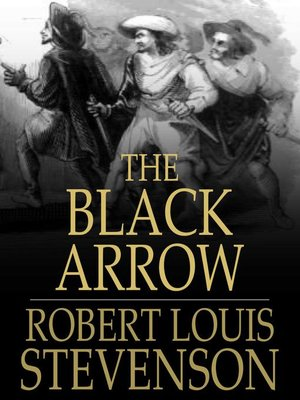 cover image of The Black Arrow