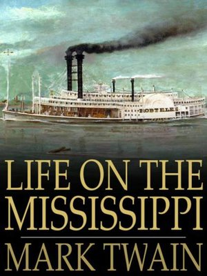 cover image of Life on the Mississippi