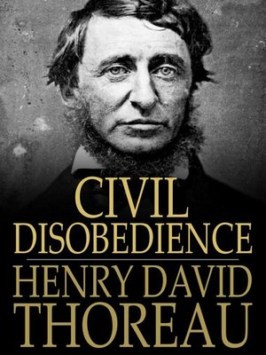 cover image of Civil Disobedience