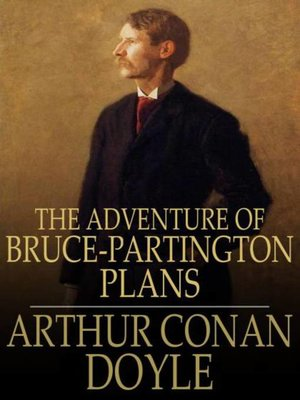 cover image of The Adventure of Bruce-Partington Plans