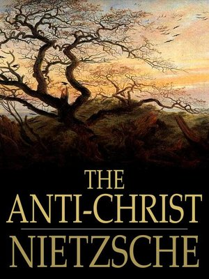 cover image of The Anti-Christ